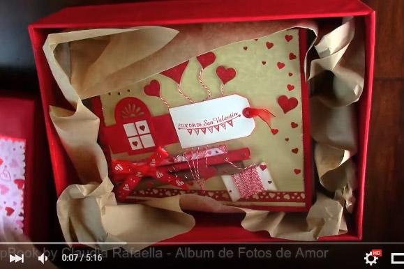Album de fotos para san valent n claudia rafaella - Album para san valentin ...