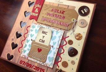 album scrapbook you and me (2)