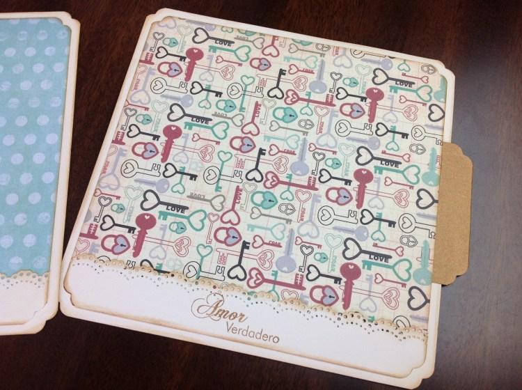 album scrapbook you and me (30)