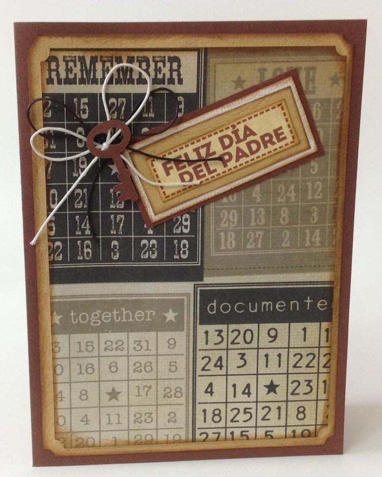 tarjeta scrapbook para el dia del padre (5)