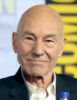Patrick Stewart Interview
