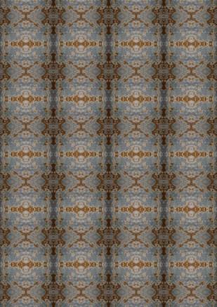 Copper Blue pattern