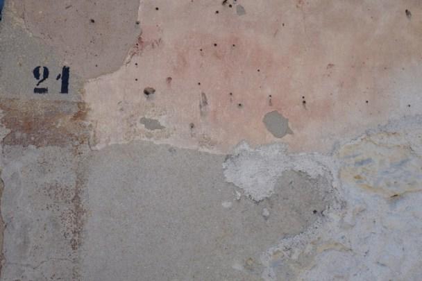 Sardinian Wall no 21