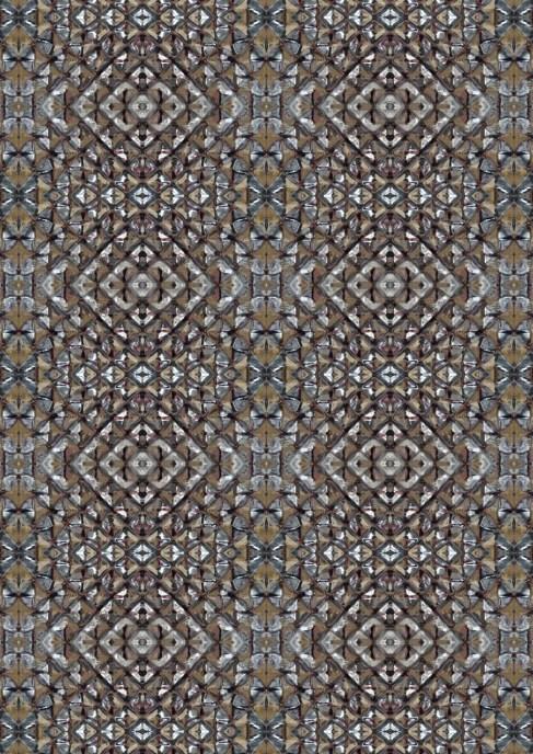 Silver Sparkle pattern