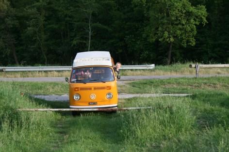 VW Bus Italy