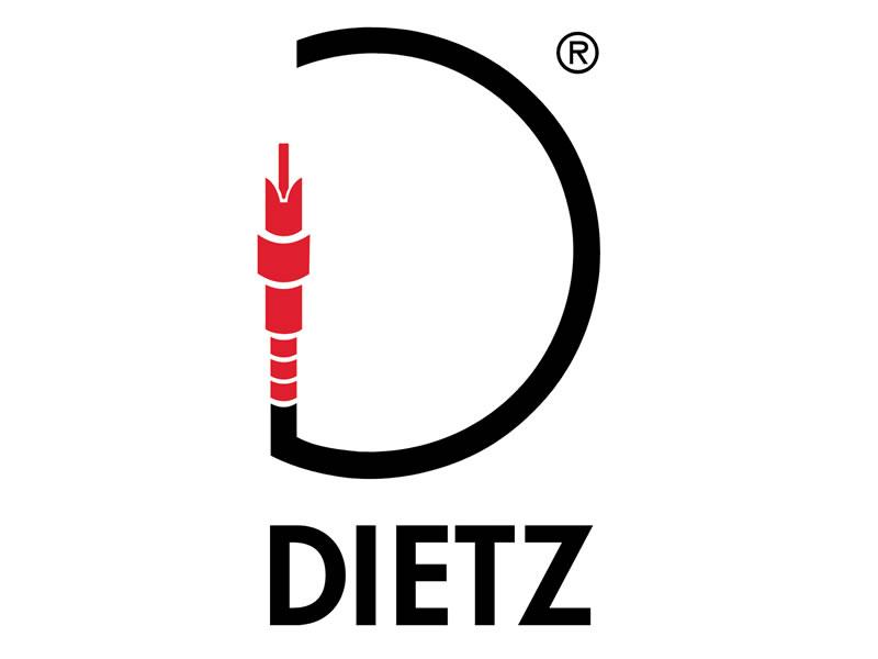DIETZ CX-572 Lautsprecher OVAL 13x18cm / 5x7