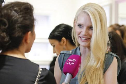 Mirja du Mont Interview