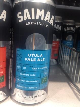 oder glutenfreies finnisches Craft Bier...