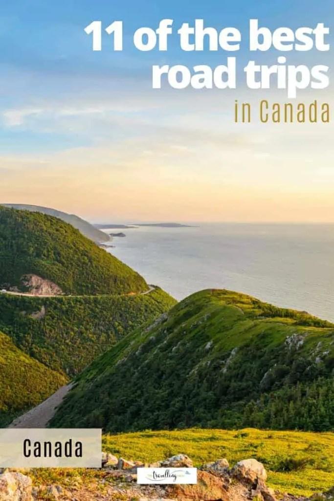 best canadian road trips