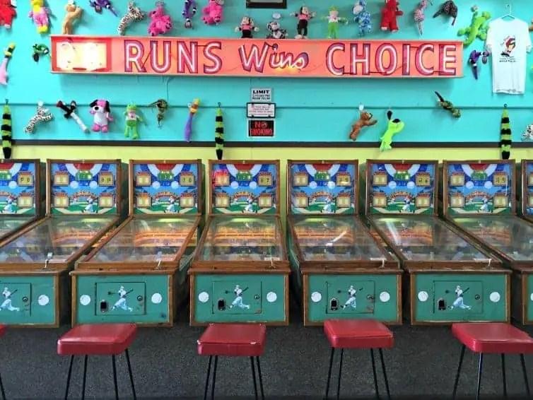 myrtle beach arcade fun