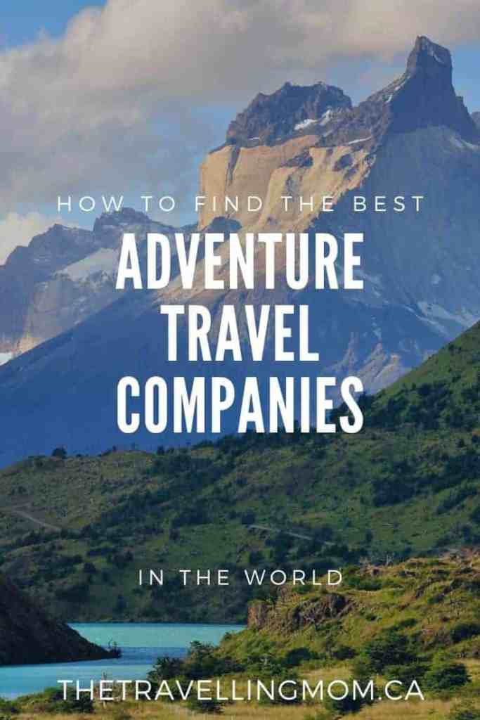adventure travel companies