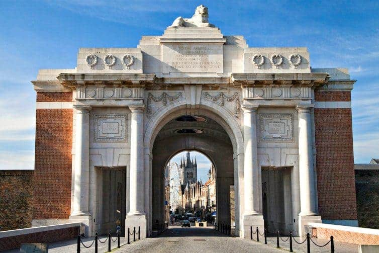Visiting Ypres with kids is one of the best ways to introduce the difficult topic of history, warfare and the importance of remembrance with your children.