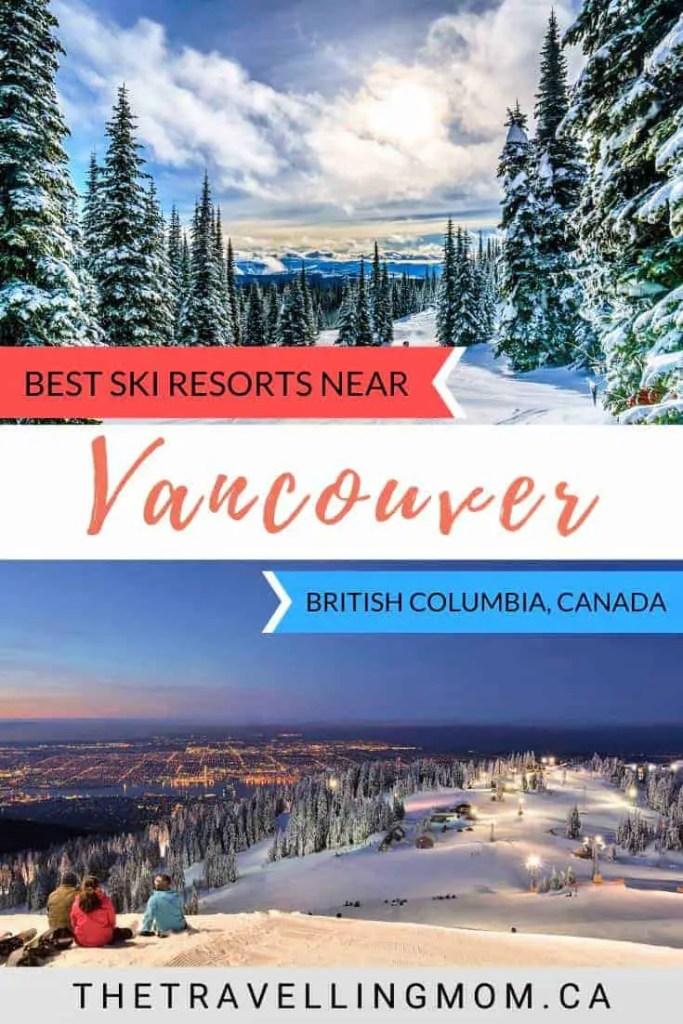 ski slopes near vancouver