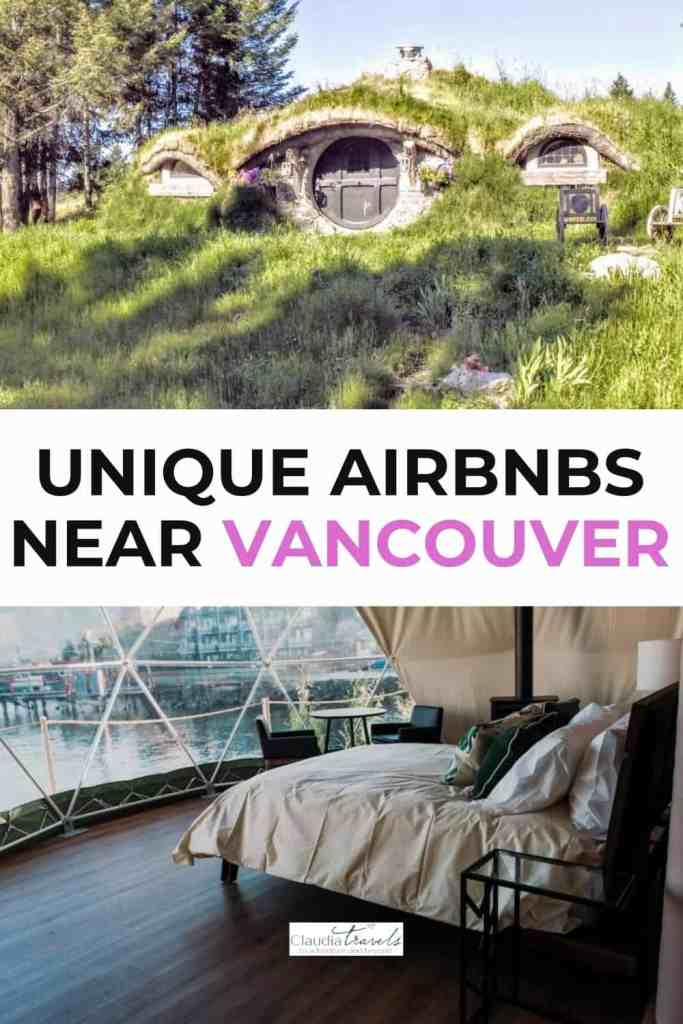 unique airbnbs in vancouver
