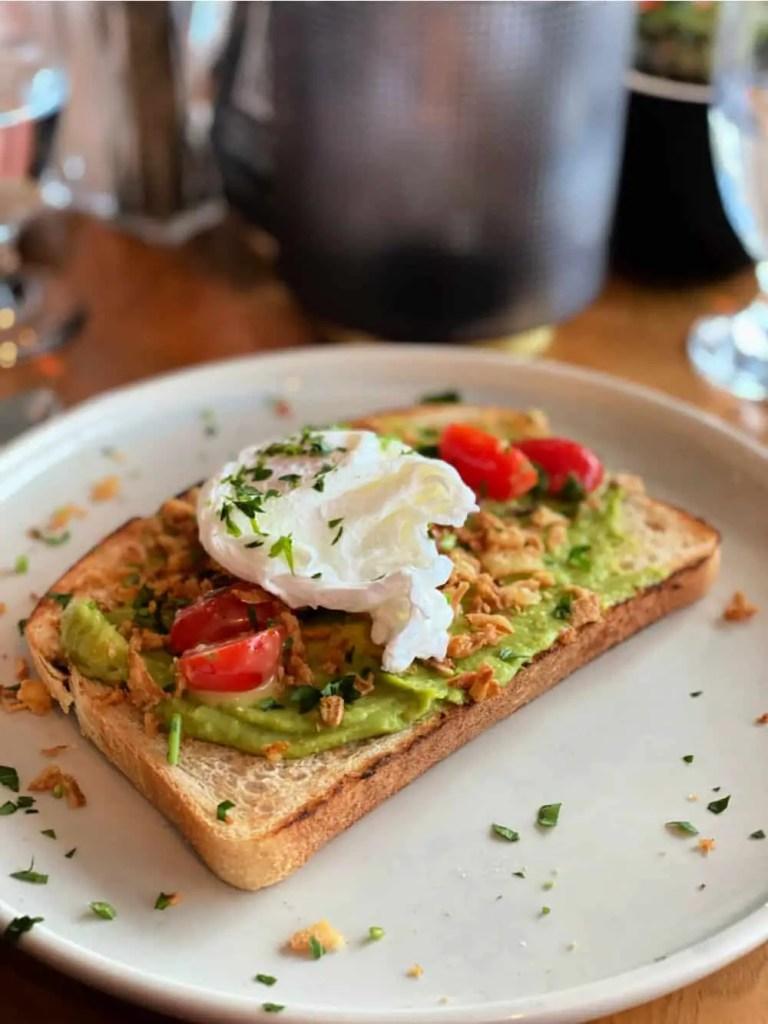 avocado toast jasper