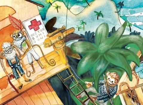 Bumi Guni - Picture Book - Details