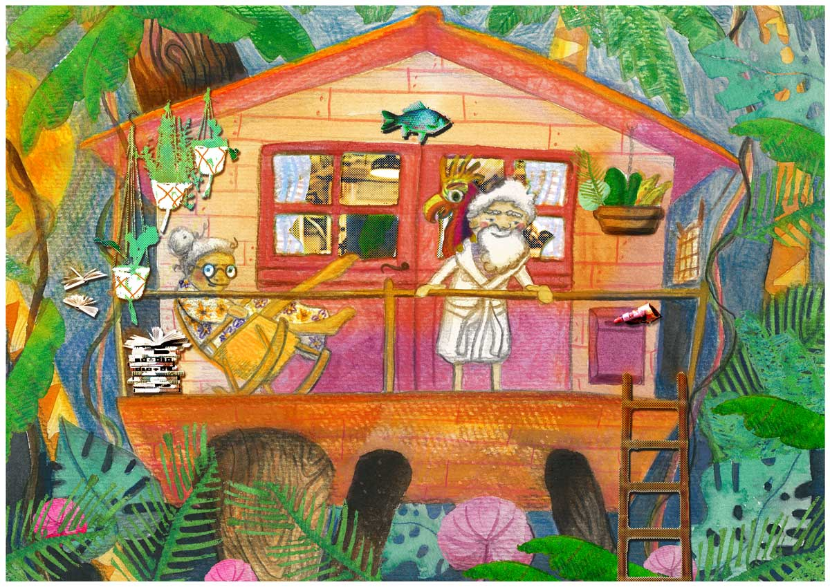 Claudie Linke Illustration_Children Illustration
