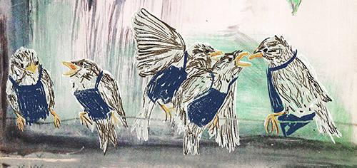 Claudie Linke Illustration
