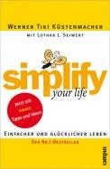Simplify your life - Werner Tiki Küstenmacher (4/5) 342 Seiten