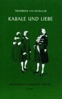 Kabale und Liebe - Friedrich Schiller (2/5) 142 Seiten