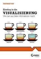 Einstieg in die Visualisierung - Nathan Yau (4/5) 288 Seiten