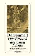 Der Besuch der alten Dame - Friedrich Dürrenmatt (2/5) 155 Seiten