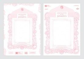 Zu meinem Lieblingsvorzeichnungsbuntstift greifen (Pastell Pink! *ausrast!*) und 7 Todsünden in einem Spiegelrahmen verstecken. Im Anschluss Kompositionen testen.