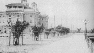 Naples Hotel 1908