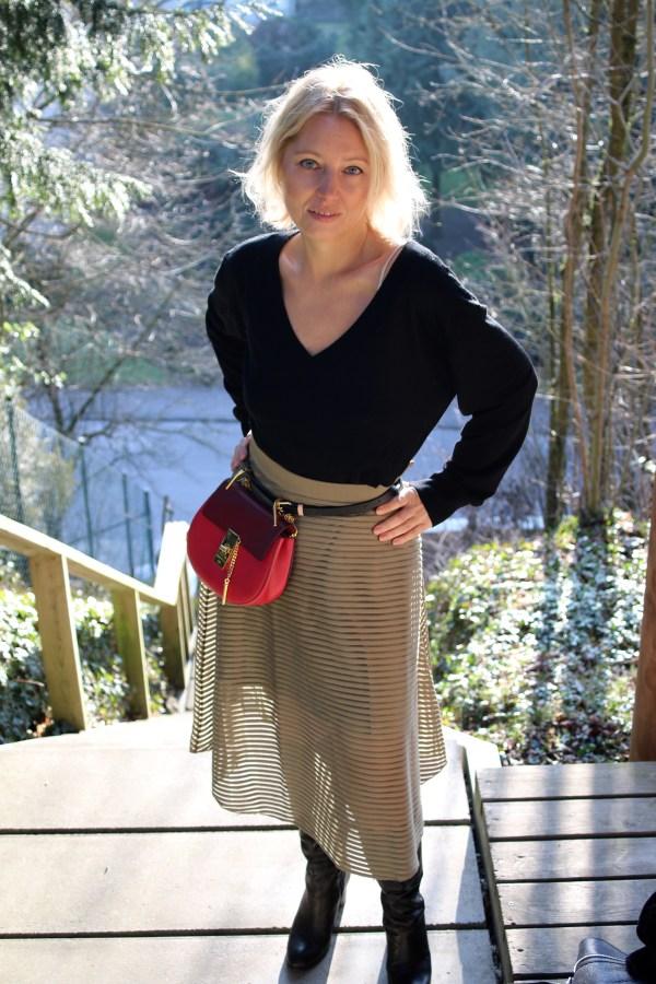 belt bag with Chloé Drew - claudinesroom