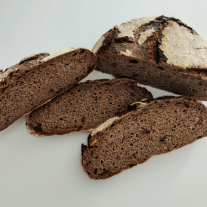FREE GIFT RECIPE: Chesnut-Walnut-Rosmary-Bread (Englisch)
