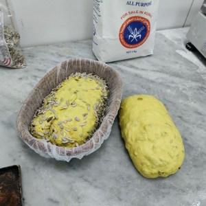 FREE GIFT RECIPE: CP-Curcuma Sunflower Country Bread (Englisch)