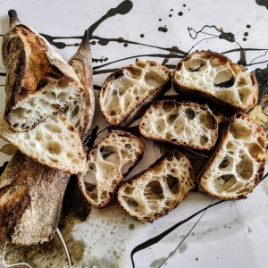RECIPE & MEDIA:  CP-SOURDOUGH BIGA BREAD (English / Deutsch / Espanol)