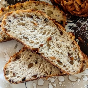 FREE GIFT RECIPE: CP-ALMOND SOURDOUGH BREAD (English / Deutsch / Espanol)