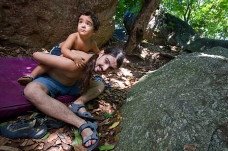 Leo & Luca @ Grajaú (Rio de Janeiro)