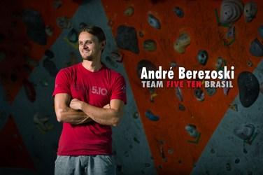 André Berezoski / Promo shot 5.10 Brasil