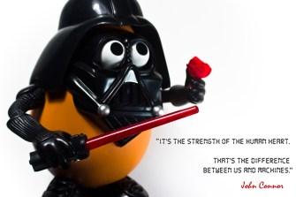 Lovely Darth Vader