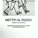 Mettiti al passo - Claudio Brachini alias Brachino