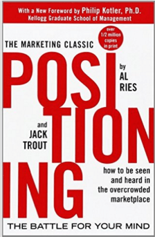 Positioning - the battle for your mind libro sul posizionamento di marca