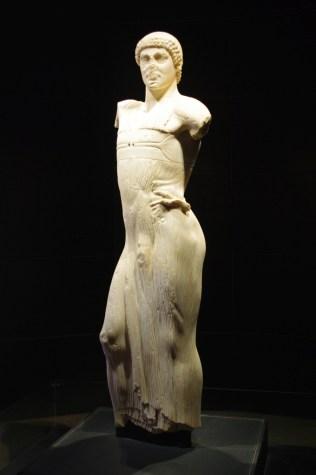 """""""Il giovane di Mozia"""" - Museo della Fondazione Giuseppe Whitaker, Isola di Mozia (TP) - © 2015 Claudio Di Filippo"""
