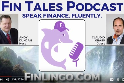 Fin Tales Ep 002: Claudio Grass – Perfect Black Swan Storm