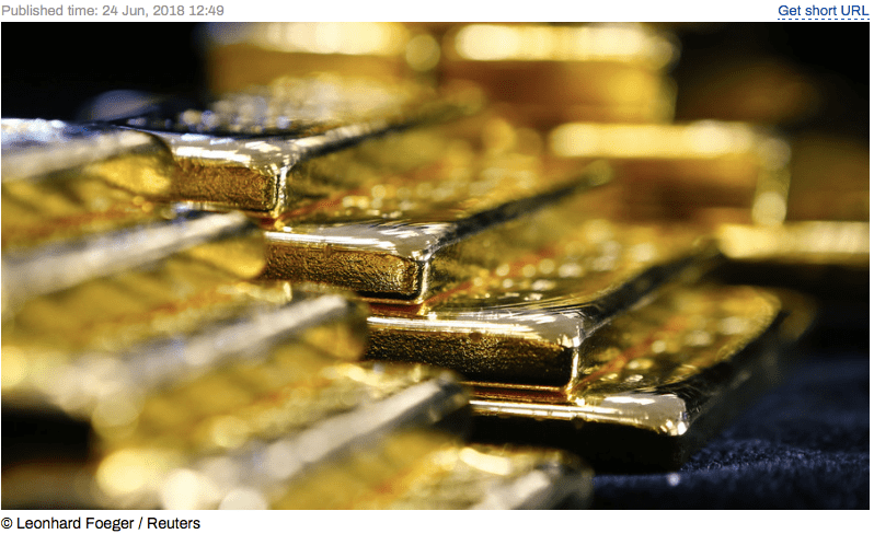 Currency war can end global US dollar dominance & those who own gold