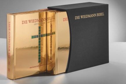 THE WIEDMANN BIBLE – AN EXTRAORDINARY WORK OF ART