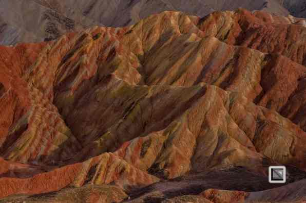 China - Gansu - Danxia Landform-38