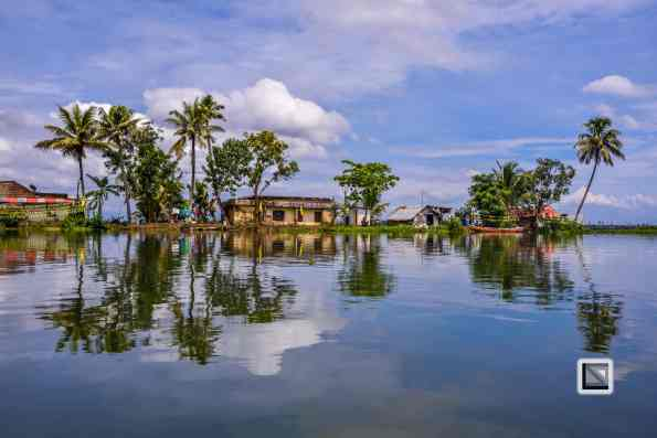 India - Kerala - Backwaters-16