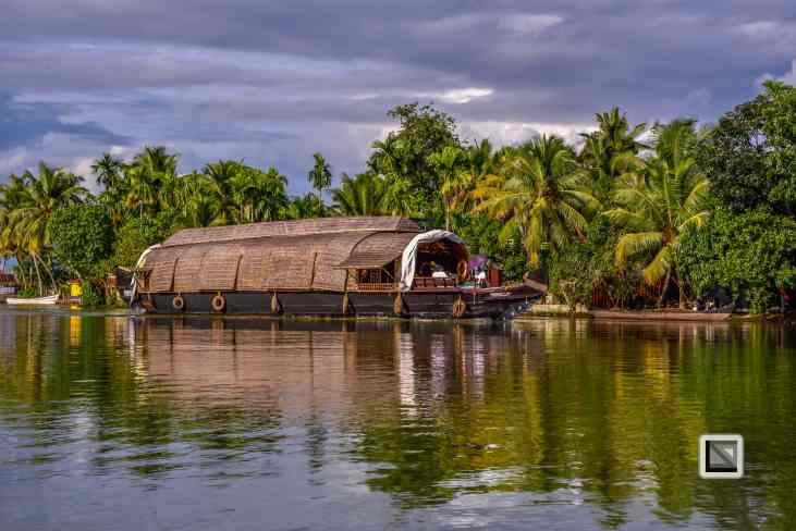 India - Kerala - Backwaters-39