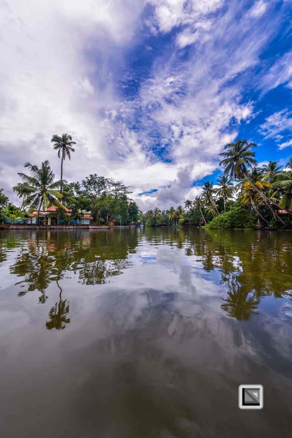 India - Kerala - Backwaters-46