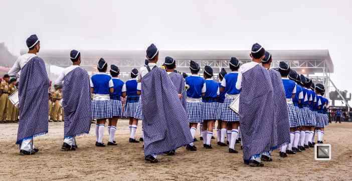 India - West Begal - Darjeeling - Independence Day Celebration-14