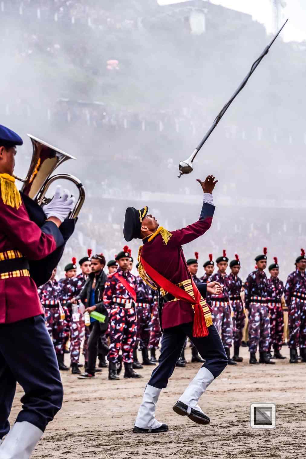 India - West Begal - Darjeeling - Independence Day Celebration-19