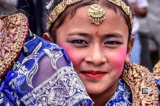 India - West Begal - Darjeeling - Independence Day Celebration-27