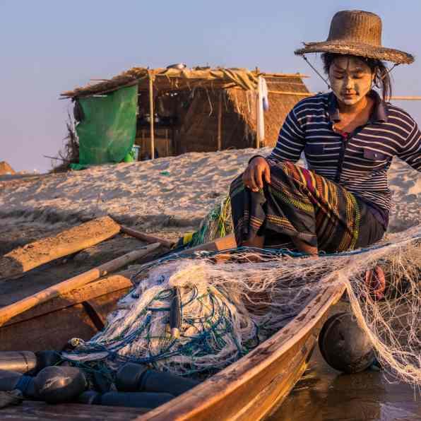 Irrawaddy River-104